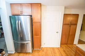 Kitchen Cabinet Refrigerator Photo Gallery Rochester Bath Remodeling