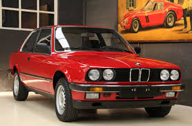 bmw e30 this is what a 1985 bmw e30 looks like with just 162 on the