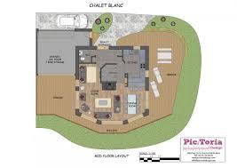 ski chalet house plans floor plans u2013 chalet blanc