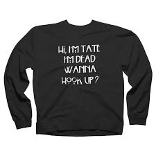 american horror story tate langdon sweater tees shop