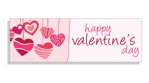 happy valentines day banner happy valentines day banner 2 custom text banner co uk
