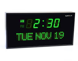 ivation clocks