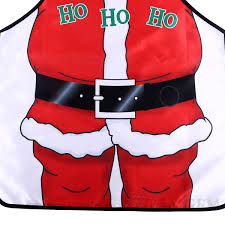 Personalized Mens Aprons Aprons Xmas Santa Claus Aprons Novetly Creative Personalized Bbq