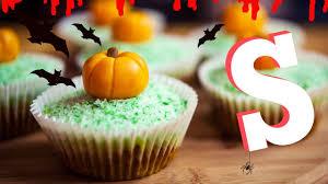 halloween pumpkin cupcakes youtube