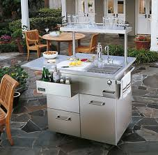 portable outdoor kitchen island artistic design nyc fireplaces and outdoor kitchens outdoor