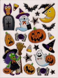 Halloween Stickers Halloween Stickers Nophunintended