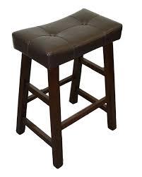 dazzling excellent padded saddle bar stools silver short kitchen