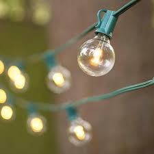 brightech store ambience outdoor string lights with 25 g40