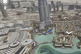 google u0027s street view maps the world u0027s tallest building inside and