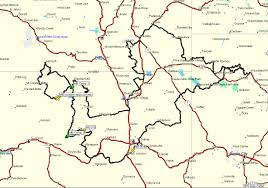 Salida Colorado Map by The 3rd Annual Unofficial Unorganized Rocky Mountain Monkeybutt
