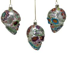 multicolored and whimsical these ornaments are for