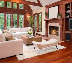 Light Brown Couch Decorating Ideas by Living Room Decorating Ideas With Rustic Brown Leather Sofa Couch