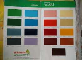 Color Shade by Wall Colour Shade Cards 20 Ways To Bright Dark Space In Your