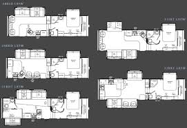 Fifth Wheel Floor Plans Roaming Times Rv News And Overviews
