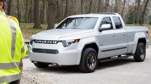 will workhorse beat tesla to an electric pickup truck