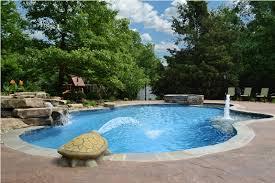 triyae com u003d backyard inground pool landscaping ideas various