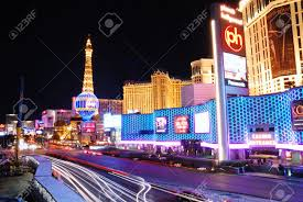 las vegas mar 4 paris las vegas hotel and casino sign in the