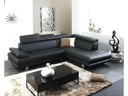 canap d angle cuir noir et blanc canape angle cuir noir botexchange co