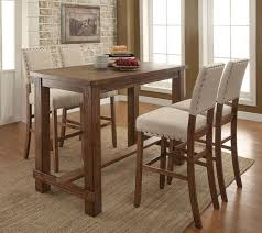 bar height glass table best 25 bar height dining table ideas on pinterest stools room
