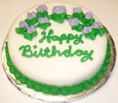 scott u0027s cakes single layer decorated cake topped with rolled