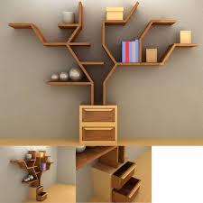 tree shelf set by dutanus 3docean