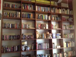 ceiling bookshelves amazing built in bookshelves home garden