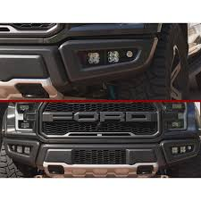 f 150 fog light bezel and mounting kit with baja designs led