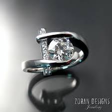 custom rings images Bespoke engagement rings modern design zoran designs jewellery