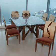 Teal Dining Table Dining Tables Northwest Woodworkers Gallery