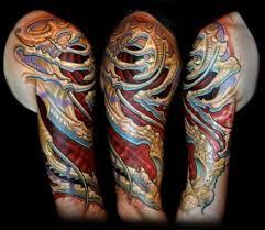 biomechanical tattoos infobarrel