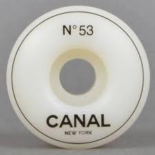 skateboard designen canal new york designer urethane no 53 skateboard wheels 53mm