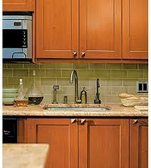 Motawi Tile Backsplash by Arts And Crafts Tile Backsplash This Arts U0026 Crafts Style Kitchen