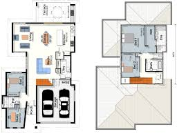 Metricon Floor Plans Single Storey by 28 Home Plan Investor Homes Plan Ih227a Floor Plans Trinity