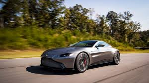 aston martin blacked out the new aston martin vantage makes even bond look better u2013 robb report