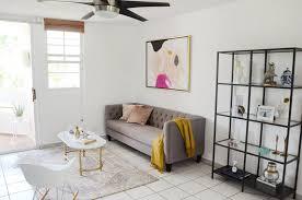 house tour a minimal zen puerto rico home apartment therapy