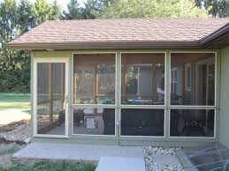 Closed Patio Designs Closed In Porches Screened Patios Pictures Pinteres
