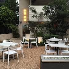 Outdoor Dining Area With No Chairs We Recently Had The Pleasure Of Working With No Va Kitchen Bar