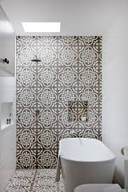 bathroom tile feature ideas 28 grey and white bathroom tile ideas and pictures
