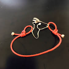 bracelet with red string images Christian dior jewelry dior red string bracelet poshmark jpg