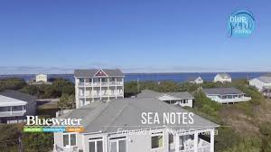 sea notes emerald isle north carolina beach house youtube