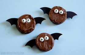 not so spooky oreo bats