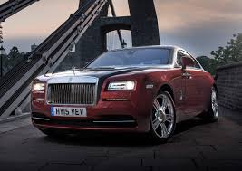 rolls royce rear rolls royce wraith coupe review parkers