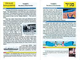 family haggadah telling the story to your children the standard