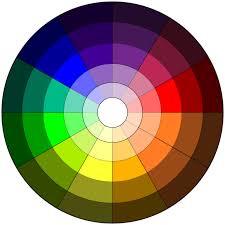 fresh color wheel color scheme 6295
