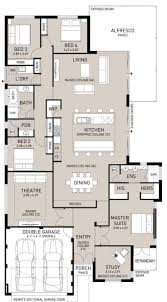 Double Master Bedroom Floor Plans 616 Best Brookwater Images On Pinterest Floor Plans Home Plans