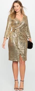 sparkling dresses for new years 27 plus size sequin dresses with sleeves webb