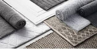 Rug For Bathroom Cotton Bath Rug Collection Rh