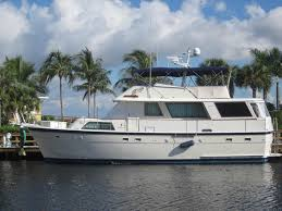 1981 hatteras 56 motoryacht power boat for sale www yachtworld com