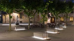 Nightscapes Landscape Lighting New Nightscape Lighting Masterplan For The City Of Avila Spain