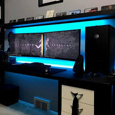 Awesome Gaming Desk Awesome Gaming Desk Cheap Wallpaper Home Decor Gallery Image And